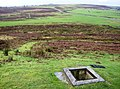 Manhole on the common - geograph.org.uk - 625530.jpg