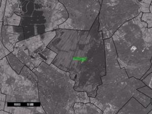 Nieuwe-Wetering - Image: Map NL De Bilt Nieuwe Wetering