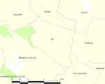 Map commune FR insee code 32318.png