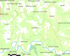 Map commune FR insee code 46040.png