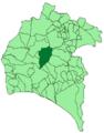 Map of Calañas (Huelva).png