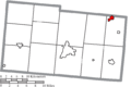 Map of Champaign County Ohio Highlighting North Lewisburg Village.png