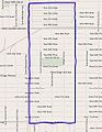 Map of Harvard Park neighborhood of Los Angeles California.jpg