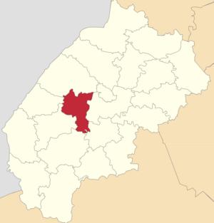Horodok Raion, Lviv Oblast - Image: Map of Lviv Oblast highlighting Horodok Raion