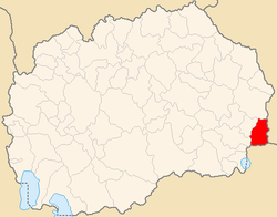 Map of Novo Selo municipality.png