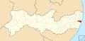 Mapa Cabo de Santo Agostinho.png