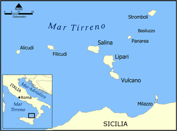 Aeolian Islands. Mappa Eolie.PNG