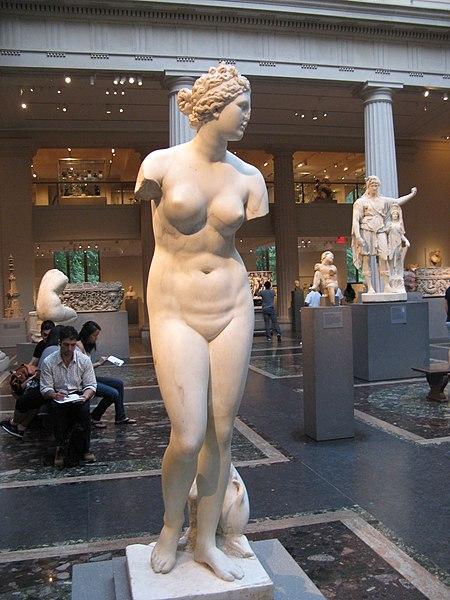 File:Marble statue of Aphrodite-Metropolitan Museum of Art.jpg