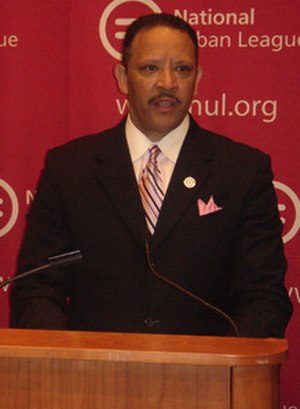 Marc Morial - Image: Marc Morial Nat Urban Leage