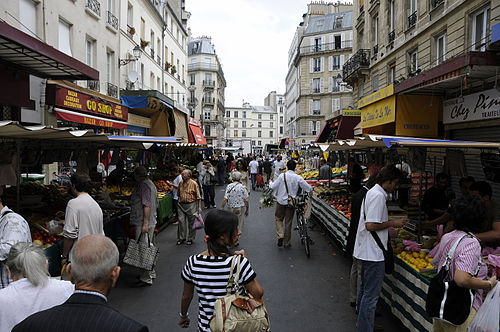 Thumbnail from Marché d'Aligre