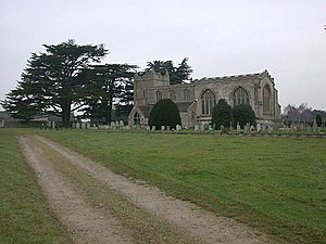 Marholm - Image: Marholm church geograph.org.uk 102900