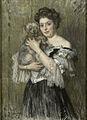 Maria Catharina Josephine Jordan (1866-1948). Echtgenote van de schilder George Hendrik Breitner Rijksmuseum SK-A-3564.jpeg
