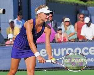 Maria Kirilenko - Kirilenko at the 2010 US Open