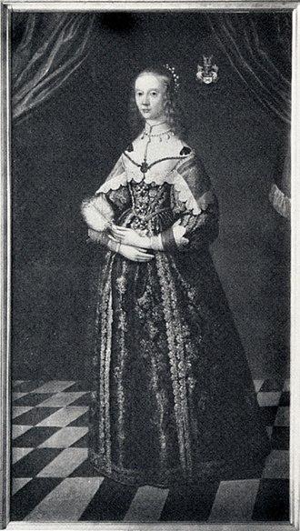 Maria Sofia De la Gardie - Maria Sofia De la Gardie