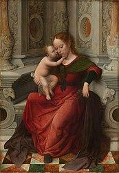 Adriaen Isenbrandt: Virgin and Child