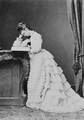 Marie Jose, Duchess Carl Theodor in Bavaria (c. 1874) - J. Albert, München.png