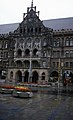 Marienplatz New Town Hall Munich Germany 1970s.jpg