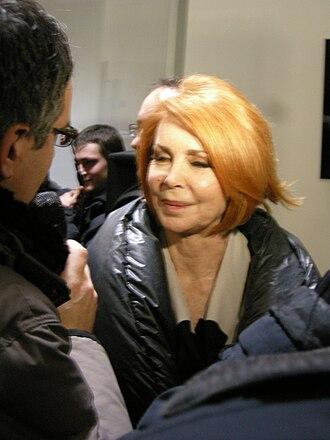 Marina Ripa di Meana - Marina Ripa di Meana in 2011