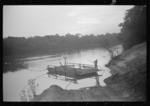 Marion Post Wolcott - Old cable ferry between Camden and Gees Bend, Alabama - Original LoC scan.tif