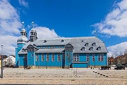 Marktkirche zum Heiligen Geist (Clausthal) 2019 msu 4099