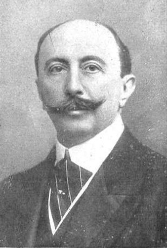 Salvador Bermúdez de Castro, 2nd Duke of Ripalda - The Duke of Ripalda