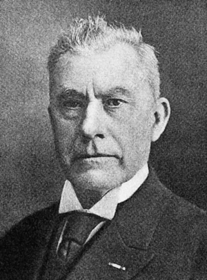 Azotobacter - Martinus Beijerinck (1851–1931), discoverer of the genus Azotobacter
