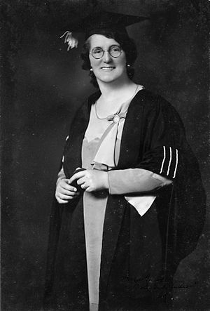 Mary Dreaver - Dreaver in 1934.