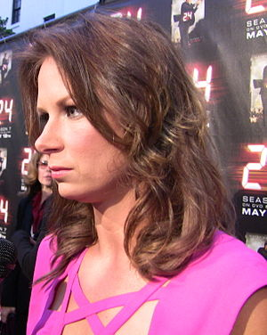 Mary Lynn Rajskub - Rajskub at a screening of the 24 season 7 finale in 2009
