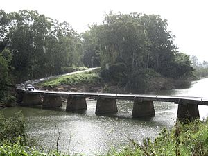 Mary River (Queensland) - Mary River near Tiaro, 2012