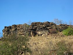 Maryin cliff in Brianka, Ukraine.jpg