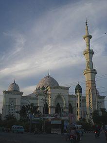 Mosque In Makassar