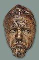 Masque auto-portrait de Jean Carriès (V&A Museum) (12054675525).jpg