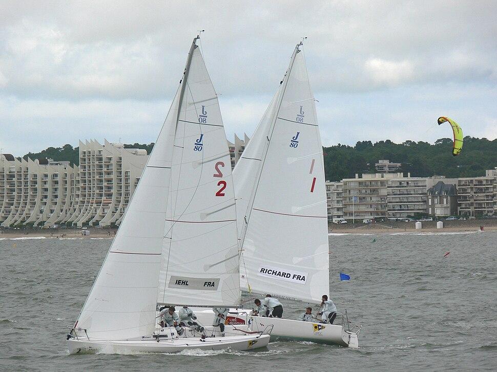 Match Race J80