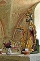 Matrei-Ganz - Nikolauskirche - 06 - Statue hl Nikolaus von Myra.jpg