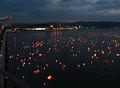 Matsue colorful obon lanterns.jpg
