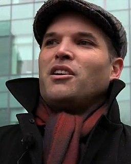 Matt Taibbi American author and journalist
