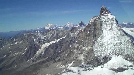 File: Matterhorn 20100911 MartinSteiger CCBYSA 001.theora.ogv