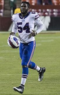 Max Valles American football defensive end
