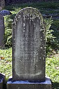 Maxwell VanZandt Woodhull - Rock Creek section - Oak Hill Cemetery - 2013-09-04.jpg