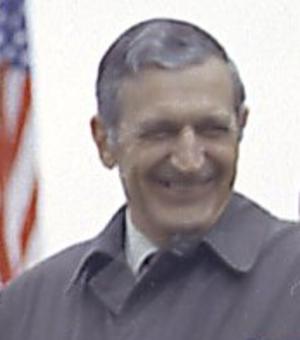 Joe W. Davis - Image: Mayor Joe W Davis February 1970
