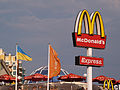 McDonalds in this picture morphed from the Lenin statue right next to it in the next picture (3943845038).jpg