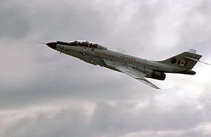 McDonnell CF-101 Voodoo - McDonnell CF-101 Voodoo