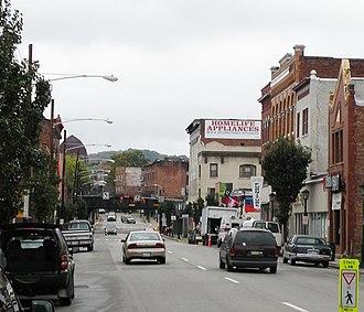 McKees Rocks, Pennsylvania - Chartiers Avenue, McKees Rocks, PA