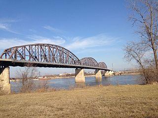 McKinley Bridge bridge in United States of America