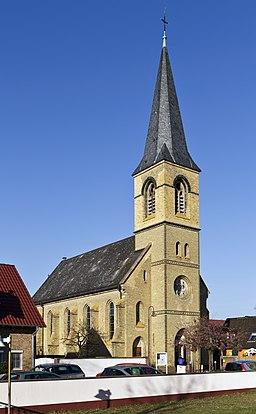 Mechtersheim Sankt Laurentius 20110320