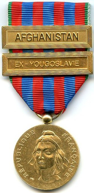 French commemorative medal - Image: Medaille Commemorative Francaise
