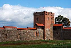 Картинки по запросу medininkai castle