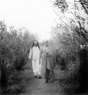 Upasni Maharaj - Final meeting with Meher Baba on 17 October 1941