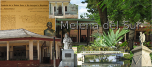 Melena del Sur - Different views of Melena