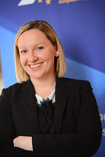 Lucinda Creighton Irish politician